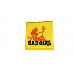 patch bad girl