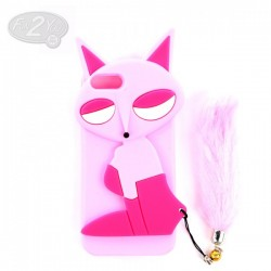 coque iphone 5 miss kitty rose