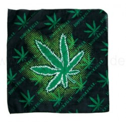 Bandana 100 % legal feuille cana