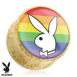 ecarteur playboy gay pride 10 mm