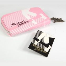 Porte-monnaie MICHAEL JACKSON girly