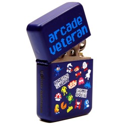 briquet retrogaming mario megaman etc