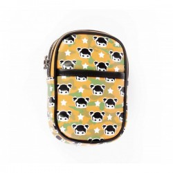 petit sac a maquillage camouflage army girl