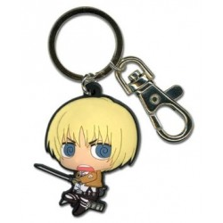 Porte-Clés Attack On Titan Armin