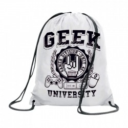 Sac gymnastique geek university gamer