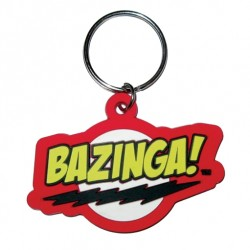 Porte clefs Bazinga the big bang theory