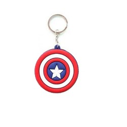 grand porte clefs captain america