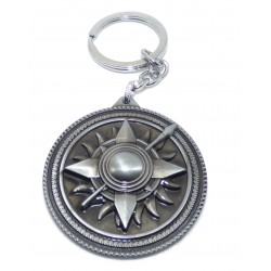 Porte clefs metal game of throne maison Martell