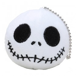 Porte clefs Nightmare before christmas jack rond