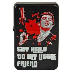 Briquet scarface say hello tony montana