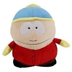 Peluche south park 14 cm eric cartman