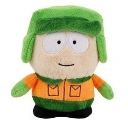 Peluche south park 14 cm kyle
