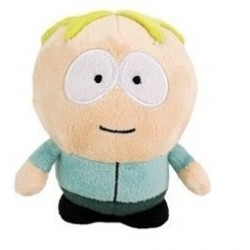 Peluche south park 14 cm butler