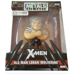 Marvel Comics  Wolverine Old Man Logan en metal