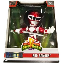 Power ranger ranger rouge  die cast