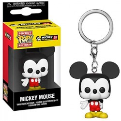 Funko Pop Porte-clés Disney Mickey Mouse 90th Anniversary