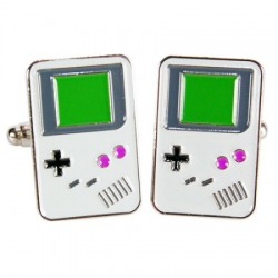Bouton de manchette game boy