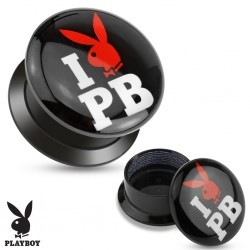 plug écarteur Playboy i love playboy  14 mm