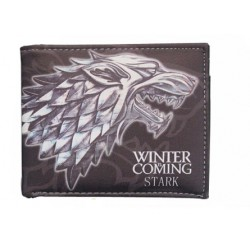 portefeuille Game of throne stark