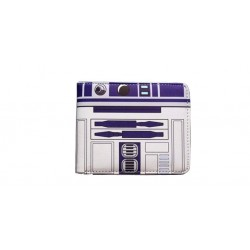 portefeuille star wars r2d2